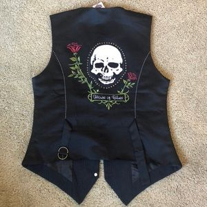 NWT House Of Blues Vest
